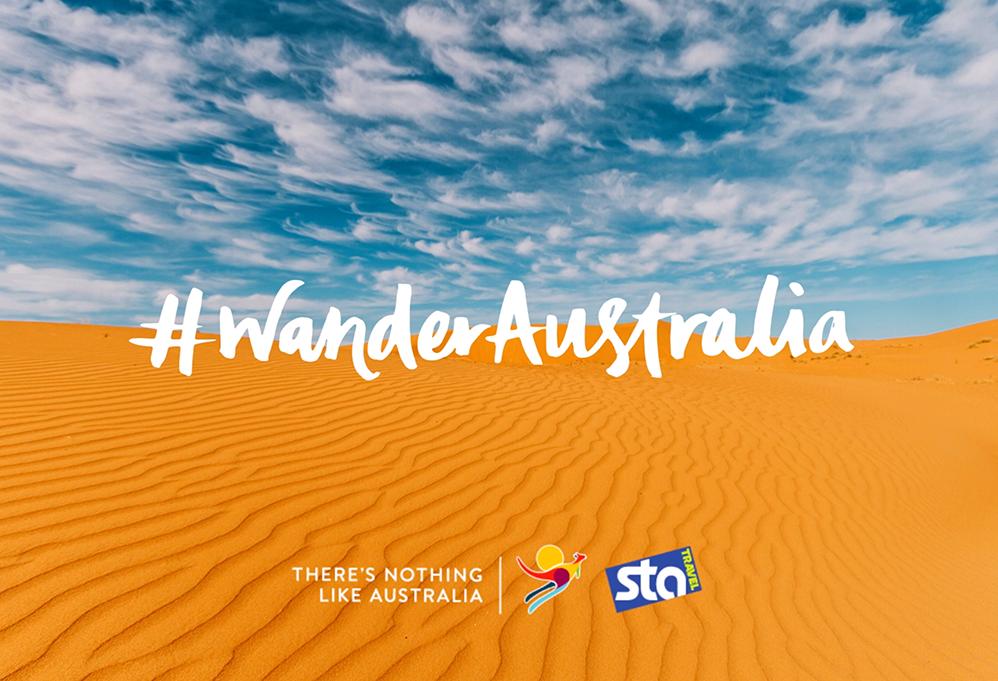 STA Wander Australia Campaign Case Study